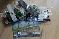 JEJA99 *** Lego City Eisenbahn Lok aus 60198 OHNE Powerup Set ***