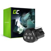 GC Akku für Worx WX125 WX125.1 WX125.3 WX125.4 WX125.5 (2Ah 12V)