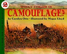 What Color Is Camouflage? Let's-Read-and-Find-Out Science, Stage 2