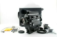 "【 As-is Working "" READ! "" 】ELMO Super 8 Sound 350SL Macro Cine Movie Camera #651"