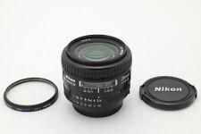 N.Mint Nikon AF Nikkor 28mm f/2.8 D Wide Angle Auto &Manual Lens from Japan #q01