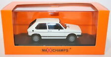 Voitures miniatures blancs pour Volkswagen