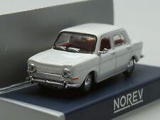 Norev Simca 1000 GLS, 1968, weiss - 571094 - 1:87
