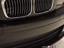 Genuine BMW - License Plate Filler - Black - 51118195304