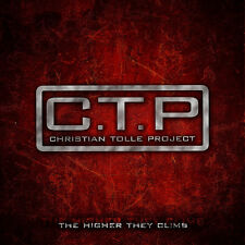 C.T.P. - The Higher They Climb (CD)
