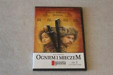 Ogniem i Mieczem DVD - POLISH RELEASE