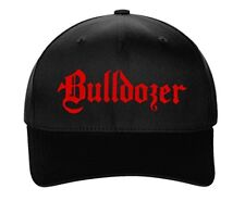 BULLDOZER REGULAR CAP / SPEED-THRASH-BLACK-DEATH METAL