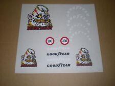 "MANTUA stickers GOOD YEAR "" DRUNK AGAIN """