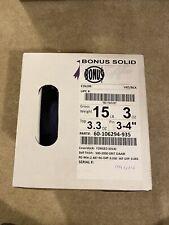 Radical Bonus Solid  bowling ball 15 LB  NEW IN BOX!