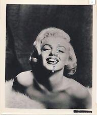 SCARCE!!! 1953 Marilyn Monroe VINTAGE ORIGINAL 8x10 *Frank Powolny*