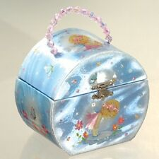 Fairy Ballerina Jewelry Handbag Music Box-Wooden material/ Perfect gift/ Craft
