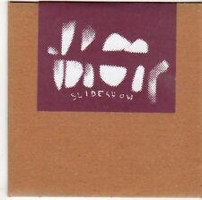 (EM749) The Jim Muir Slideshow, Popular Art / As Equations - 2004 DJ CD