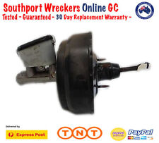 Genuine Ford AU Falcon Series 2 & 3 Metal Style Brake Booster + Master Cylinder