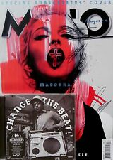MADONNA * MOJO MAGAZINE w/ CD * UK SPECIAL SUBSCRIBER COVER * BN! * REBEL HEART