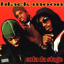 """BLACK MOON """" ENTA DA STAGE """" SEALED U.S. LP RAP HIP HOP"""