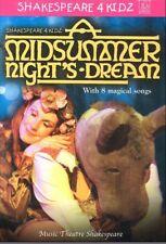 A Midsummer Night's Dream - DVD - Shakespeare - Factory Sealed