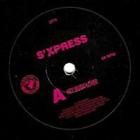 "S'EXPRESS Hey Music Lover 7"" Single Vinyl Record 45rpm Rhythm King 1989"