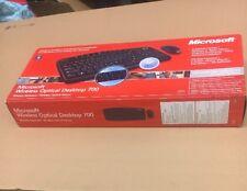 New microsoft wireless Optical Desktop 700