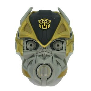 "Transformers Bumblebee 3D Deco LED Night Light Wall Art 10"" Hasbro"