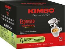 OFFERTA 300 CIALDE filtro carta ESE 44 MM KIMBO MISCELA ESPRESSO NAPOLETANO