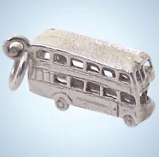 CUTE! Estate vtg 50s-70s Ster CHARM: UK Double Decker BUS English Mass Transport