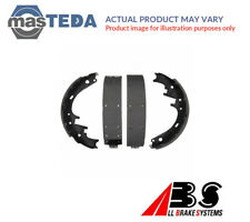 ABS REAR BRAKE SHOE SET KIT 8971 P NEW OE REPLACEMENT