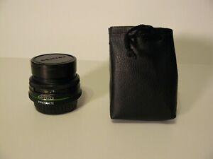 Pentax 70 mm DA limited lens
