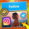 Instagram Popular Package - 1,000 Following Increase (via Google Ads)