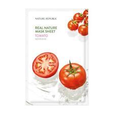 Nature Republic Real Nature Mask Sheet - Tomato 10x23ml
