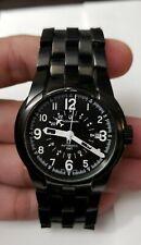 Bulova Accutron Eagle Pilot Astronaut Aldrin Special Edition Swiss automatic GMT