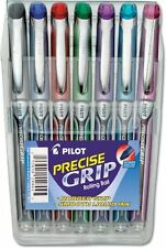 Pilot Precise Grip Extra-fine Rollerball Pen - 7 Pack- Bold Pen Point Type - 0.5