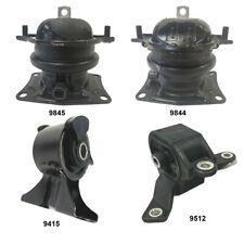 Engine & Transmission mounts set 4 Pcs for Honda Pilot 3.5L 15-09 FWD Automatic