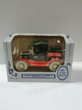 Ertl 1918 Ford Runabout Bank Diecast V&S Variety Store 1:25 1990 Made in U.S.A.