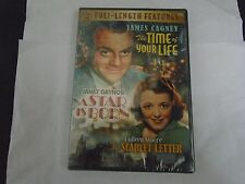 NEW DVD 3-in-1 The Time of Your Life / A Star is Born / The Scarlet Letter