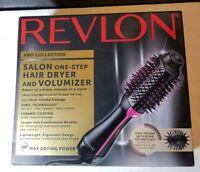 One Step Hair Dryer And Volumizer Revlon RVDR5222 FREE SHIP