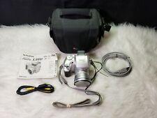FujiFilm FinePix S3000 3.1MP Digital Camera with 6x Optical Zoom, Bundle
