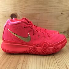 aed04b381fad coupon nike kyrie 4 red carpet size 9.5 uncle drew orbit metallic gold  basketball shoes 87599