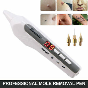 Plasma Pen Wrinkle/Spot Removal For Eyelid Lift Fibroblast w Needles Rechargable
