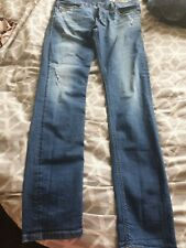 "WOMENS LADIES  genuine Diesel stretch tepphar slim  JEANS SIZE   30"" WAIST"