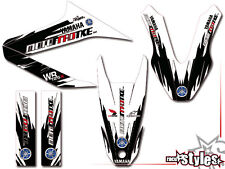 Yamaha wr 125 R/125 x full Factory Racing decoración decal pegatinas kit 2009-2015