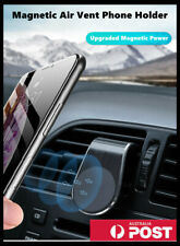 Universal Car Phone Holder Clip Air Vent 360° Magnetic Bracket Mobile Phone GPS