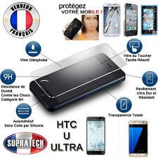 Protection Ecran Verre Trempé Contre les Chocs pour HTC U Ultra