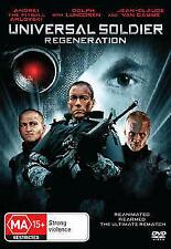 Universal Soldier Regeneration - DVD Region 4
