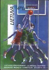 Litauen Block8 (kompl.Ausg.) postfrisch 1996 Sommerspiele