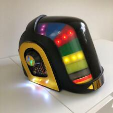 DAFT PUNK LED HERMET COSPLAY USED Working Music Collectible