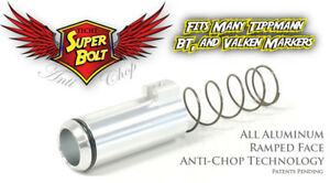 TechT Paintball Super Bolt Series Upgrade Part For Tippmann Markers A5 X7 M98 ++