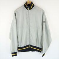 Champion Vintage 90's lightweight rain zip jacket track top SZ MEDIUM (E3858)