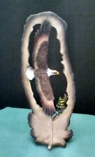 Soaring Eagle in Eagle Feather Figure - New in Box