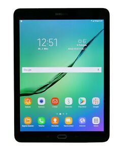 Samsung Galaxy Tab S2 SM-T819 LTE 4G 32GB WIFi Android Schwarz Tablet. 19% MwSt.