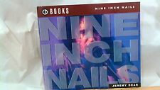 Rare Nine Inch Nails Jeremy Dean Book Only                                cd2276